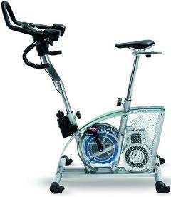 DAUM Electronic Ergo bike 8008 space