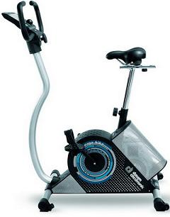 DAUM Electronic Ergo bike fitness 3
